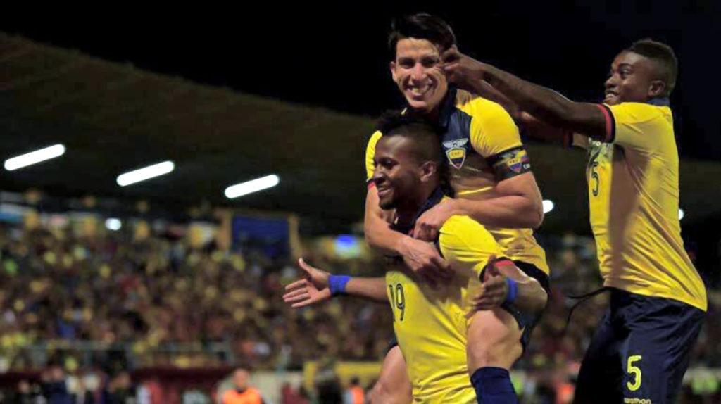 La Selección se entrenó en Quito a pesar de las manifestaciones