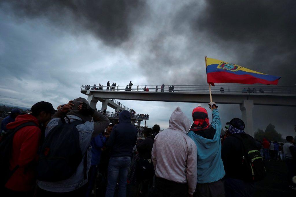 Cerca de 500 detenidos durante los disturbios en el país