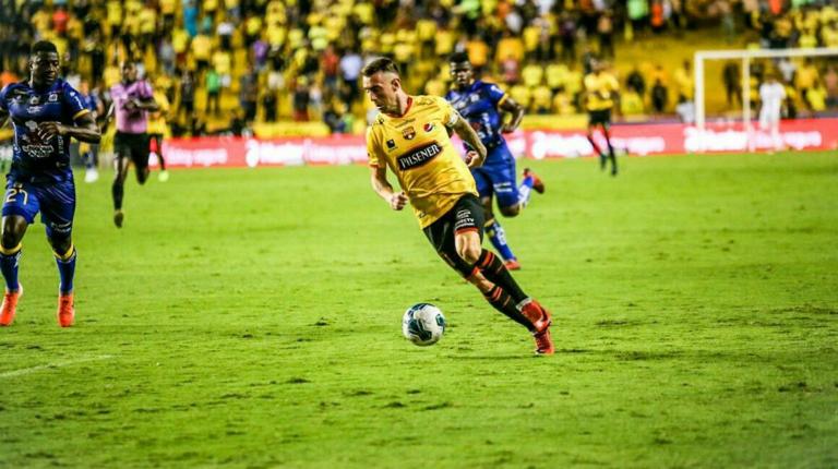 Semifinal de ida Copa Ecuador