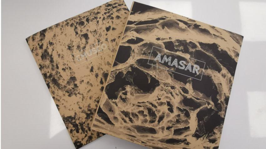 En el libro Amasar se puede encontrar la explicación de los nombres de los dos negocios.