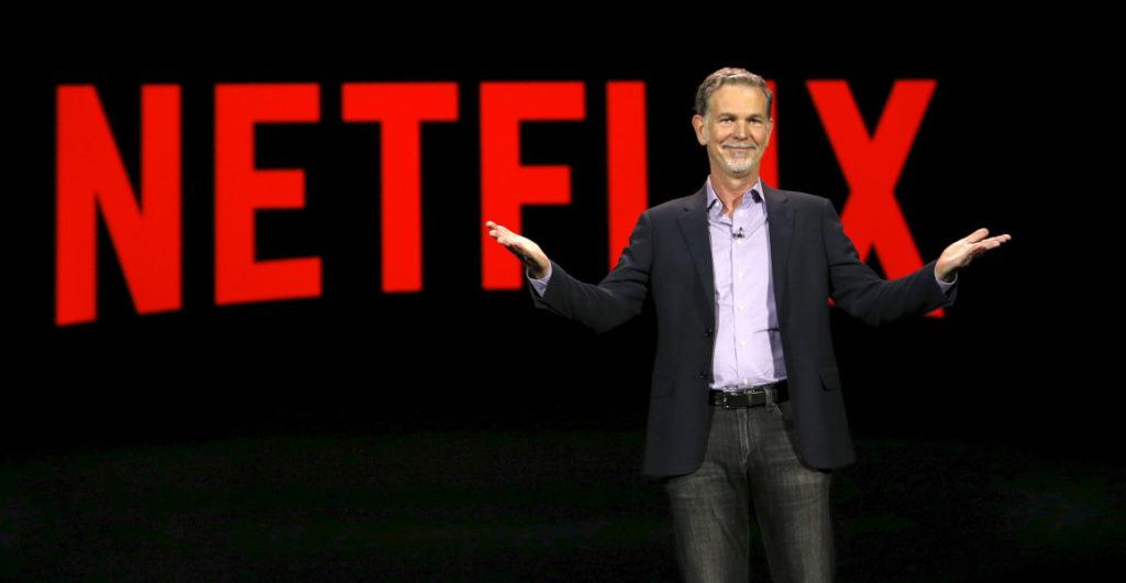 Netflix gana más del 4.100% en una década