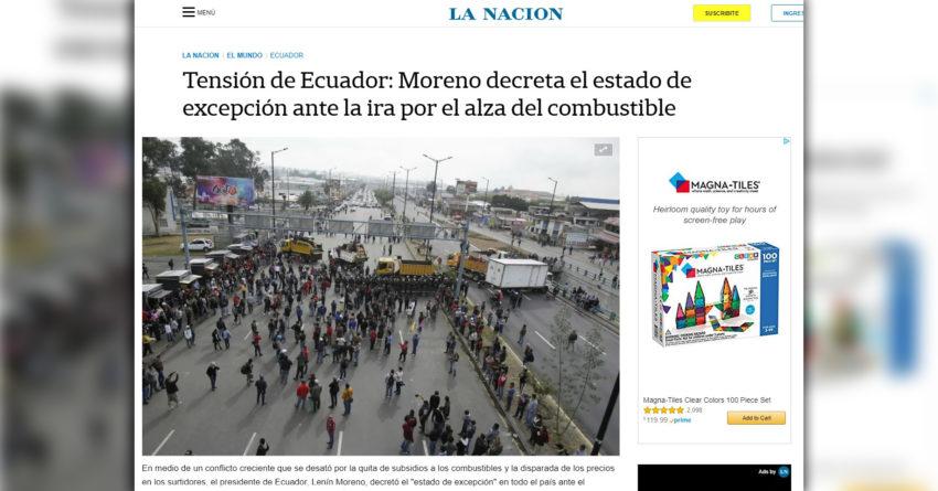 La Nación - Argentina