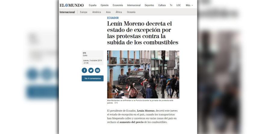 El Mundo - España