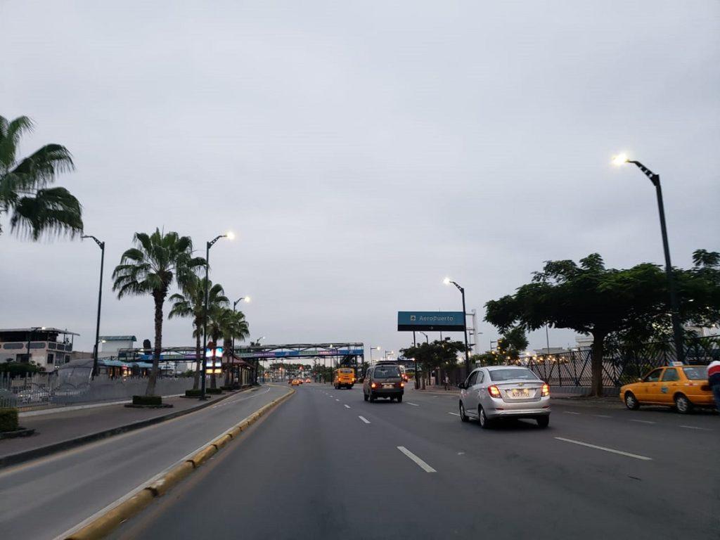 Sistema de la Metrovía en Guayaquil funciona con normalidad