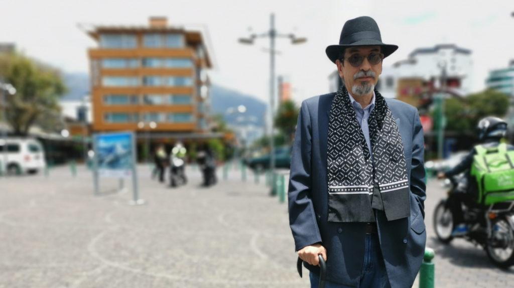 Santiago Páez y las razones detrás de sus zombis en Quito