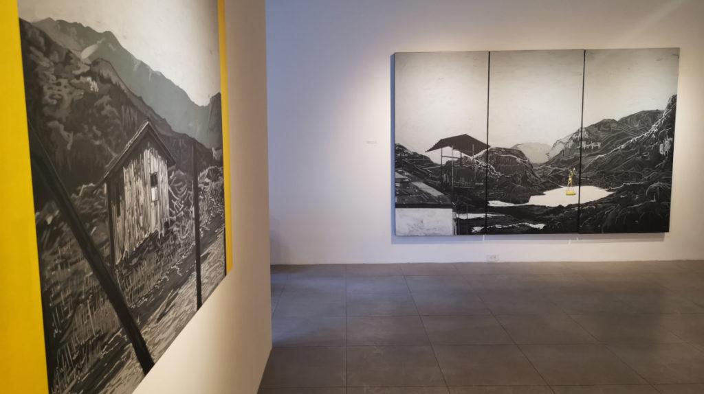 Leo Moyano revisa los límites y la historia del país en 'Crónicas'