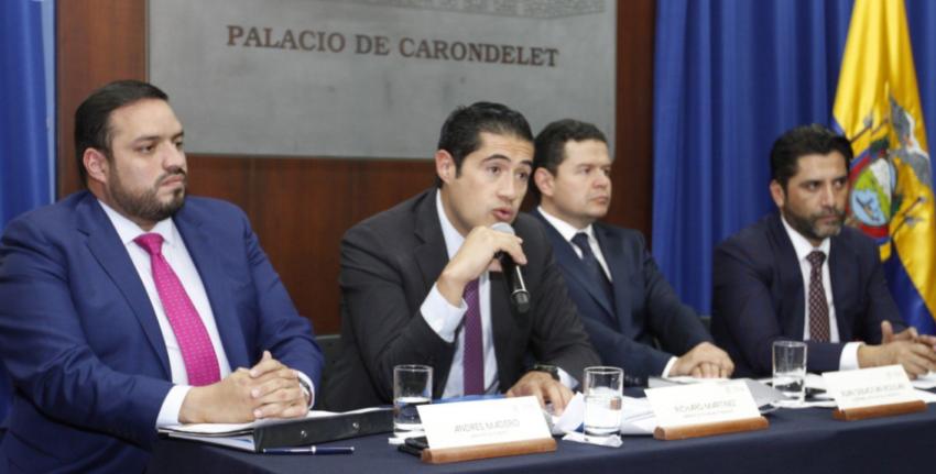 El ministro Martínez dio a conocer que se anunciará un segundo bloque de medidas económicas.