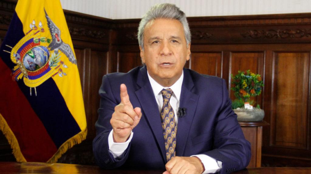 La planificación de Lenín Moreno se altera: ya no cumplirá agenda la próxima semana en Alemania