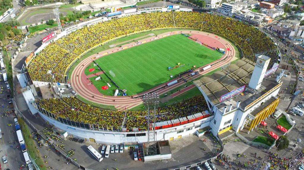 Mundial 2030: solo dos estadios de Ecuador podrían albergar hasta cuartos de final