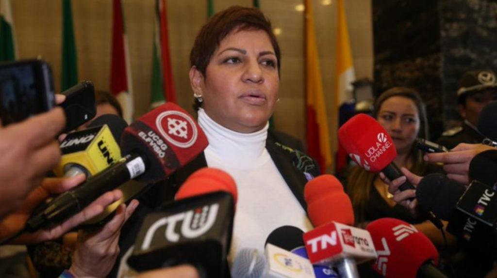 María José Carrión renuncia a la presidencia de la Comisión de los Trabajadores