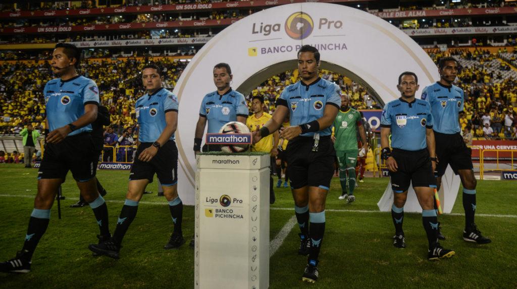 La Agremiación de árbitros dirigirá bajo protesta la cuarta fecha de LigaPro