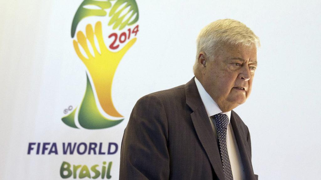 FIFA sanciona de por vida a Ricardo Teixeira por soborno