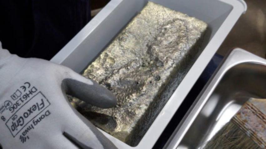 Lundin Gold prepara el primer cargamento de oro para exportación.