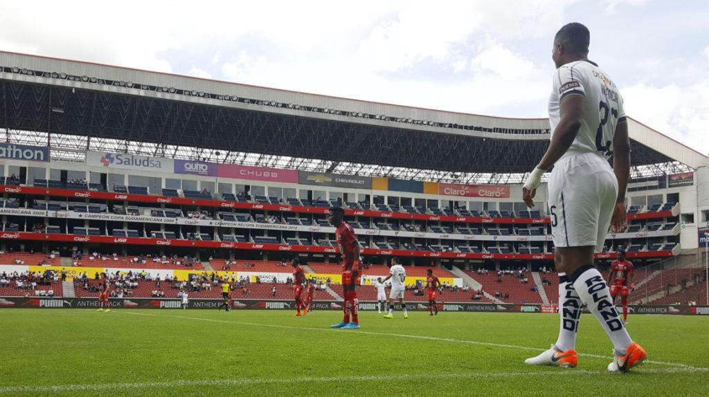 Los hinchas se ausentaron de los estadios en la LigaPro 2019