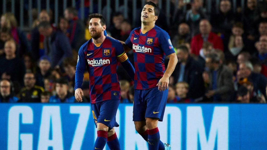Quique Setién confirmó que Messi y Suárez jugarán frente a Mallorca