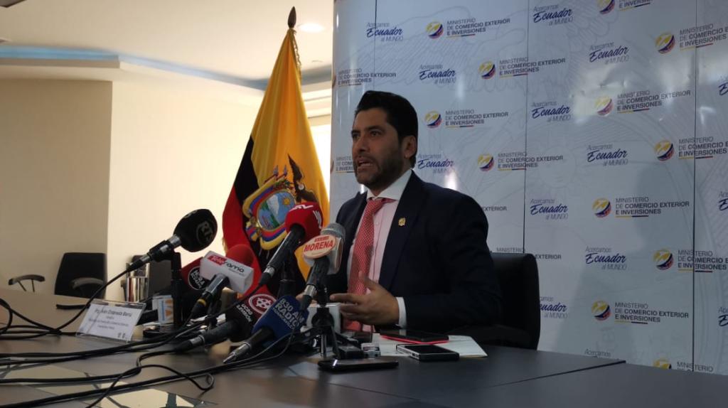 China levanta sanciones contra cinco camaroneras ecuatorianas