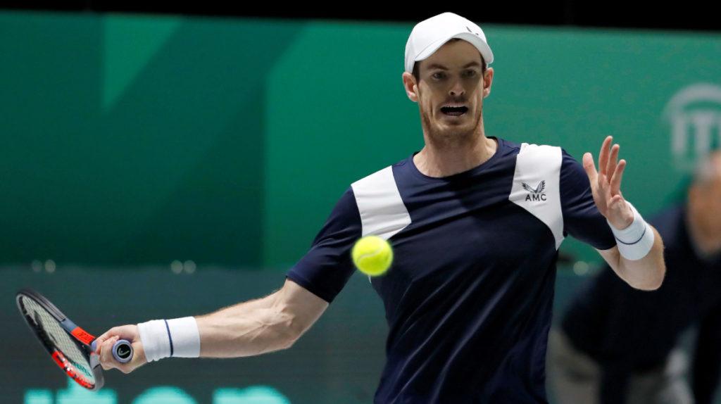 'Resurfacing', la forma que Andy Murray encontró para motivar a los demás