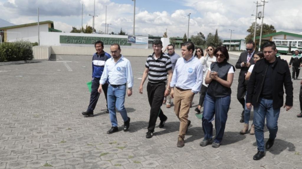 Roldán revisará la estructura territorial de los ministerios