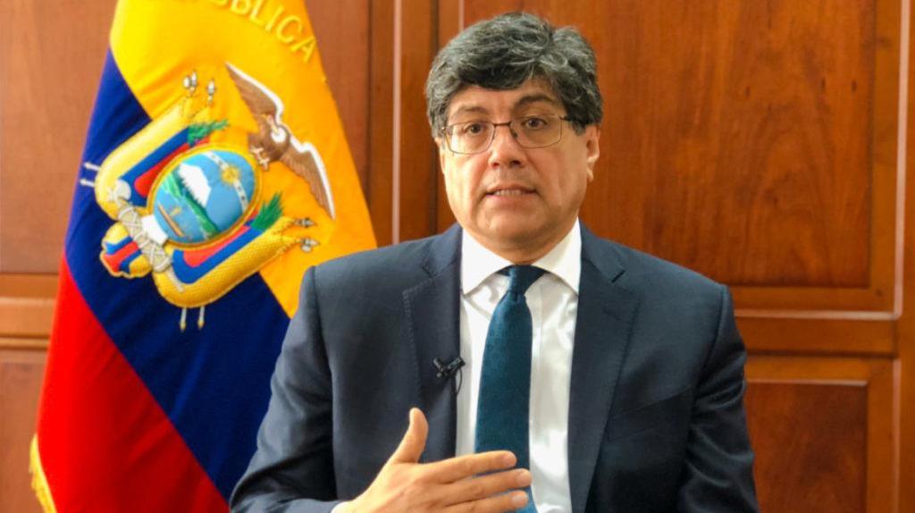 José Valencia, la tercera baja del Ejecutivo en 48 horas