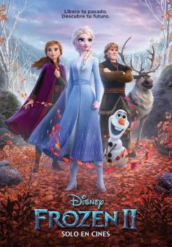 'Frozen 2', de Chris Buck y Jennifer Lee