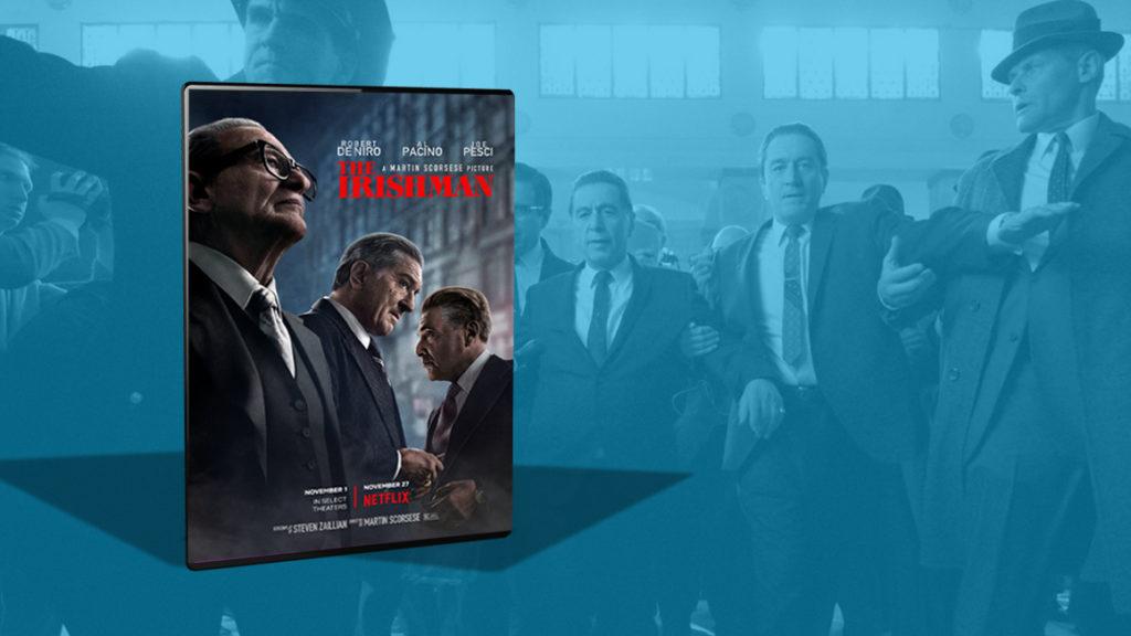 Con 'The Irishman' Martin Scorsese da lecciones de cine