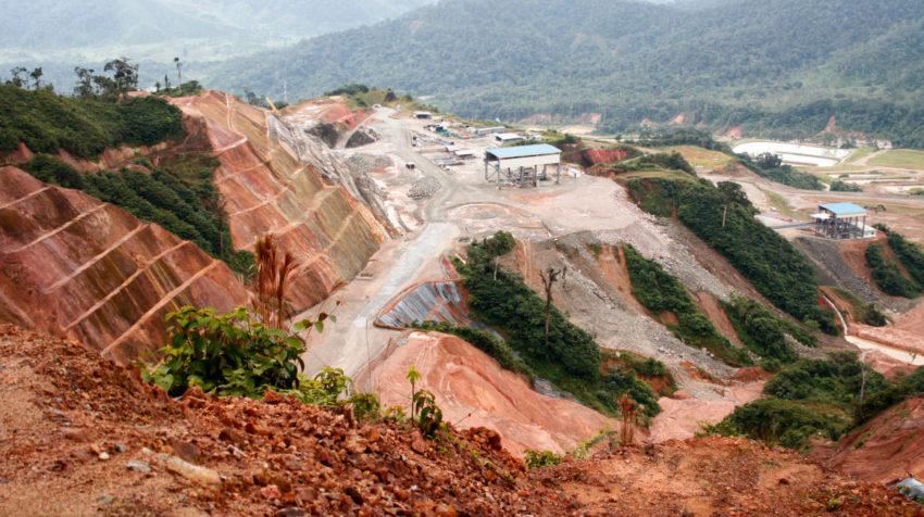 Imagen del proyecto Mirador, el 19 de febrero de 2019.