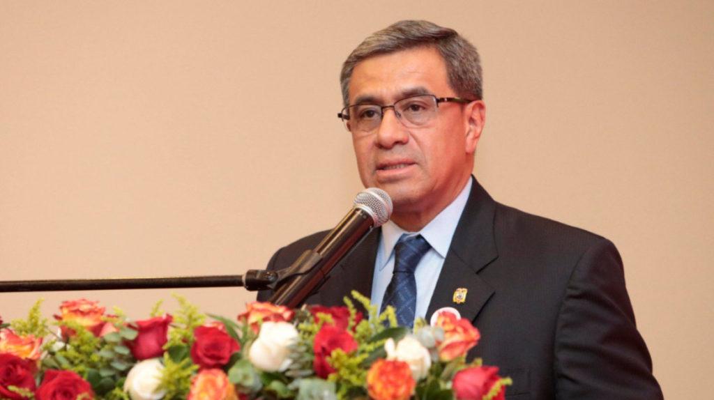José Agusto Briones es el nuevo ministro de Energía