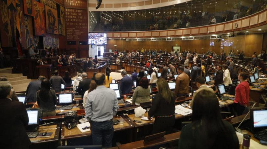 La Asamblea Nacional archivó el 17 de noviembre el proyecto de ley de Crecimiento Económico.