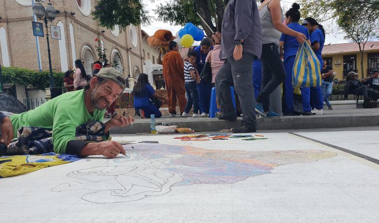 LFIAVL Off es el componente municipal dentro de estos días en Loja