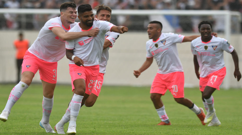 Liga (Q) se coronó campeón de la Copa Ecuador 2019