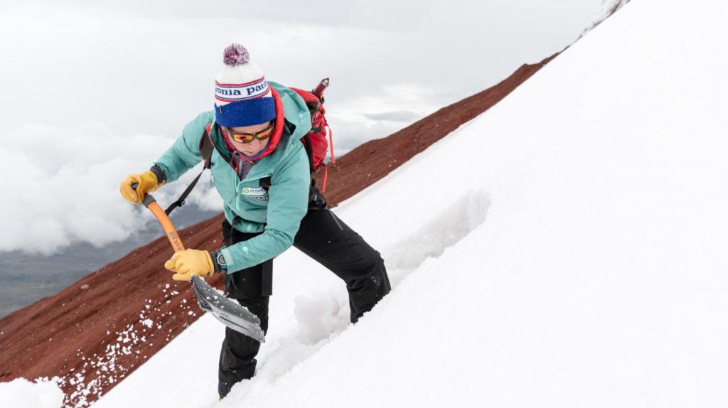 Juliana García, la ecuatoriana que rompió techo cristal en montañas de Latinoamérica