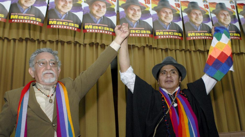 El capital electoral de Pachakutik es insuficiente ante las urnas