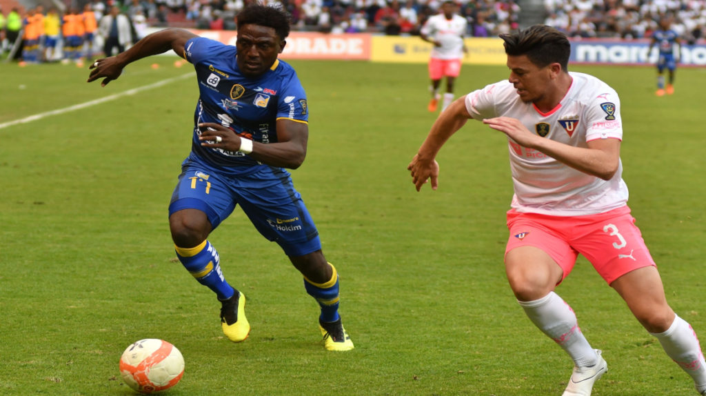 El partido entre Delfín y Liga define al campeón de la Copa Ecuador