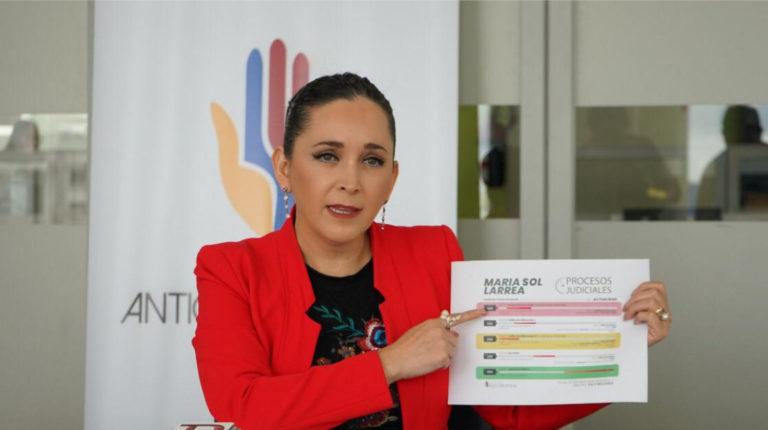 Dora Ordóñez, secretaria Anticorrupción de la Presidencia de la República.