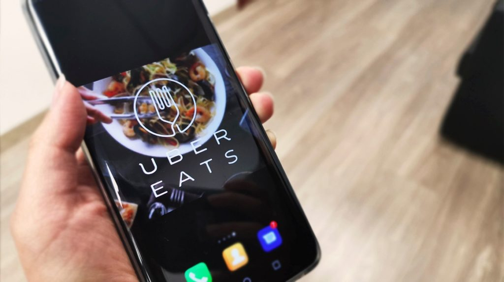 Uber apuesta a alianzas con los restaurantes para seguir creciendo