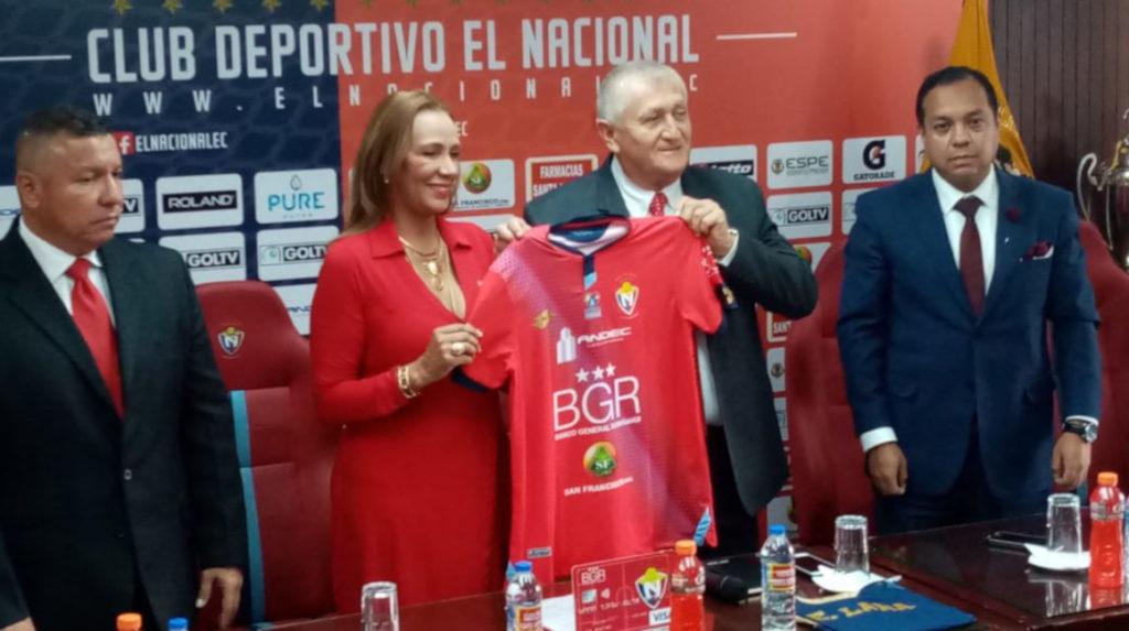 Eduardo Lara no continuará como director técnico de El Nacional
