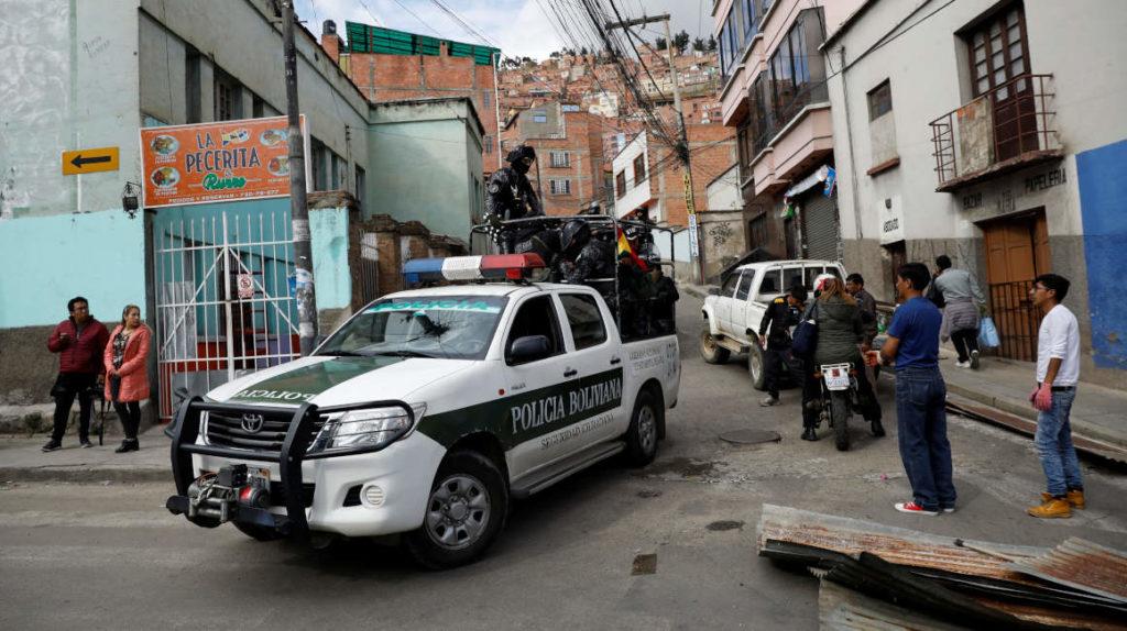 El martes, la asamblea legislativa de Bolivia tratará la renuncia de Evo Morales