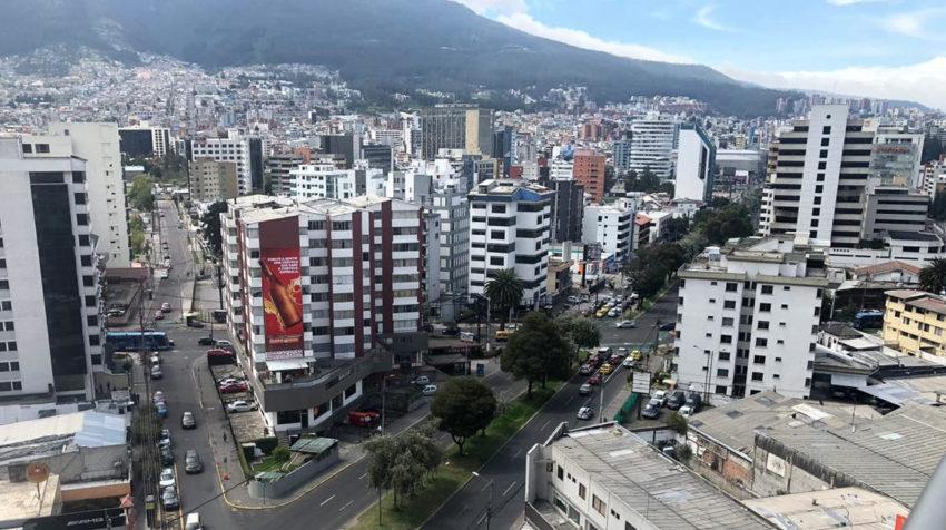 Inmobiliar posee locales comerciales y estacionamientos en el edificio El Triángulo, ubicado en la avenida República y Diego de Almagro.