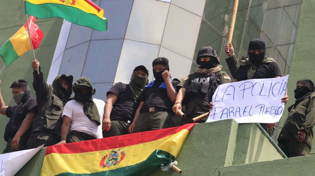 Fuerzas Armadas de Bolivia aseguran que nunca irán en contra del pueblo