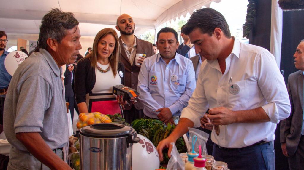 Los anuncios de Moreno para el sector rural se quedan en el umbral del discurso