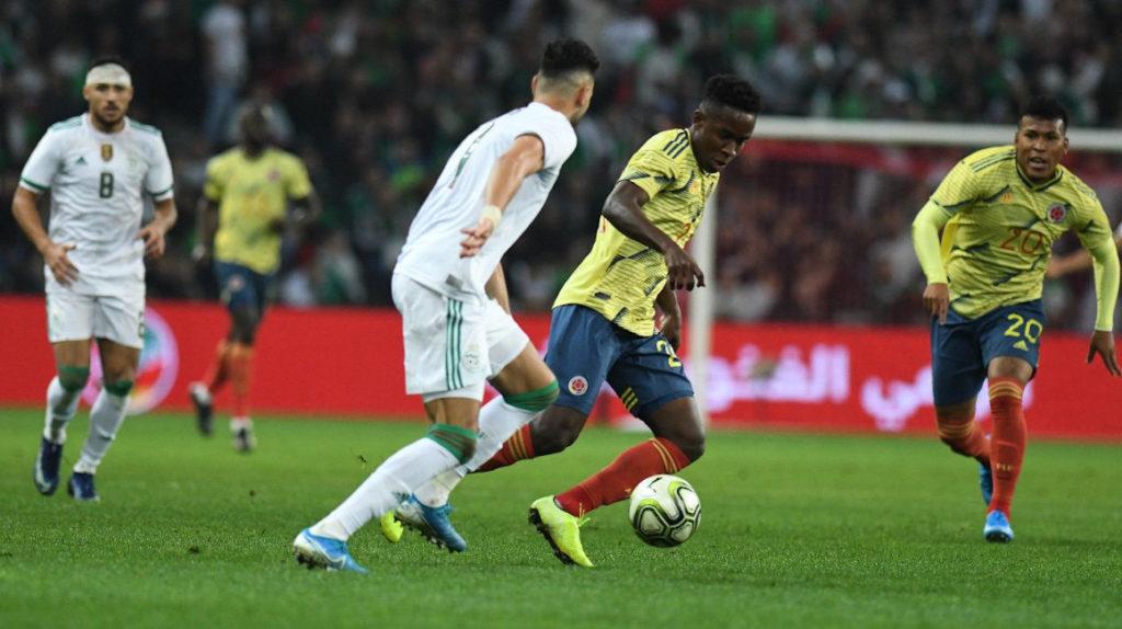 Convocados de la selección Colombia para enfrentarse a Ecuador
