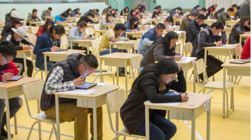 Nuevo examen de acceso a las universidades será voluntario e independiente a la nota de grado