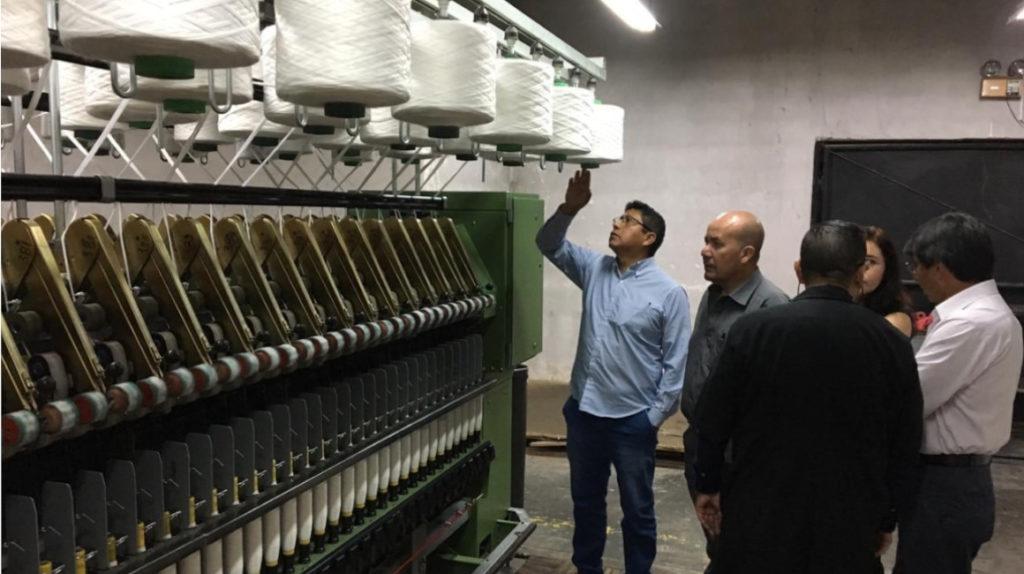 Producción de textiles está estancada, las ventas cayeron 19,68%