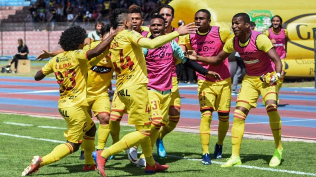 Barcelona SC ganó y jugará la Copa Libertadores 2020