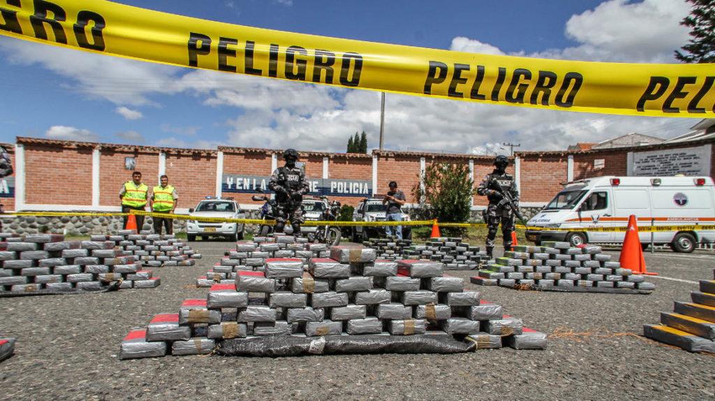 Ecuador: una autopista de la cocaína, según la organización InSight Crime