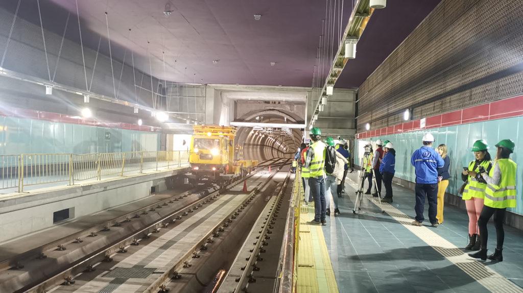 Costo técnico del pasaje del Metro es USD 1,05 pero habrá subsidio