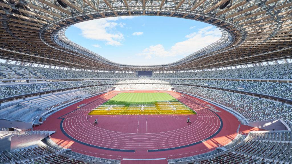 Japón permitirá hasta 10.000 espectadores en los estadios de Tokio 2021