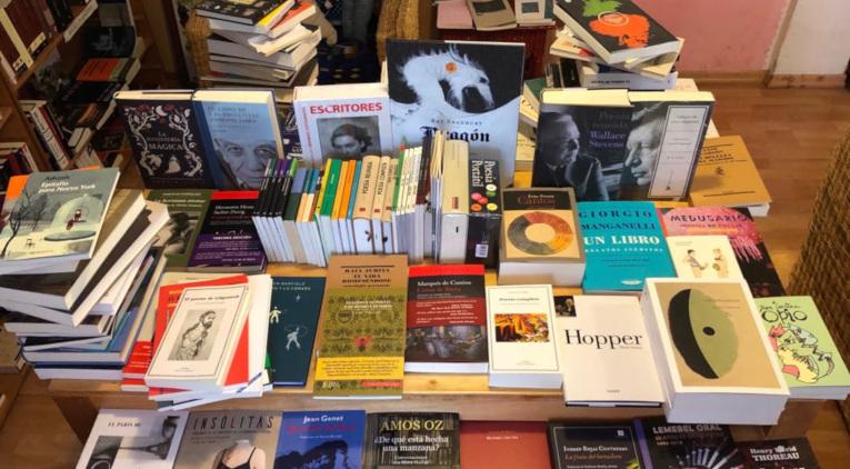 Los libros que se encuentran en Tolstói Librería