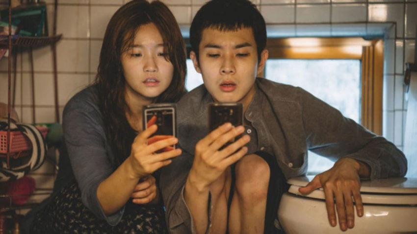 Fotograma de 'Parasite', de Bong Joon-ho