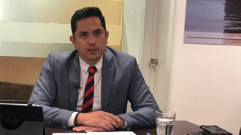 Marco Ávila presentó la renuncia este 9 de julio a la presidencia de la Empresa Coordinadora de Empresas Públicas (EMCO).
